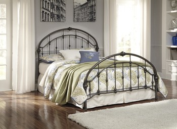 Metal Beds - King Metal HDBD/FTBD/Rails
