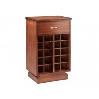Wine Cabinet with Swivel