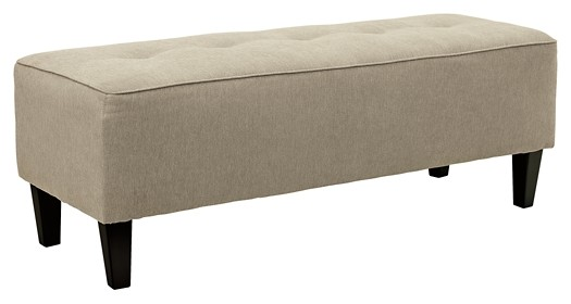 Sinko - Quartz - Oversized Accent Ottoman
