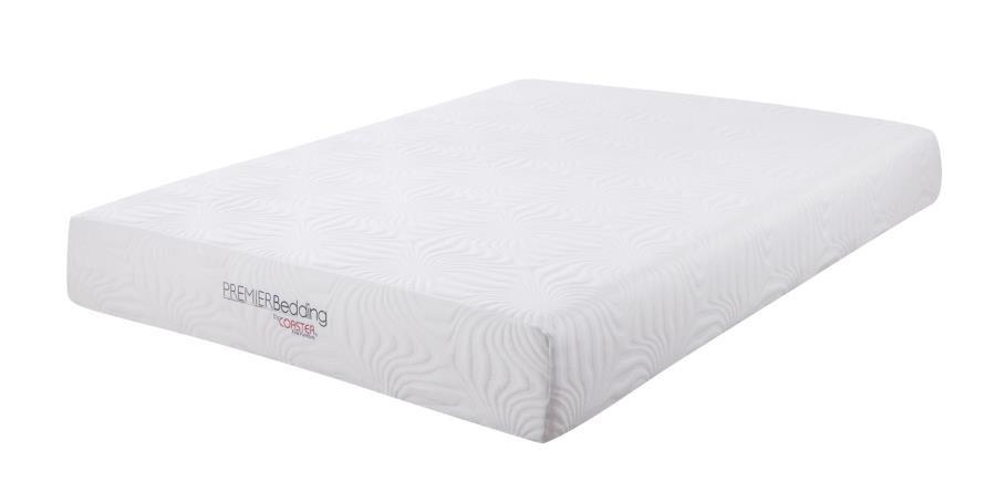 10 full memory foam mattress 350064f memory foam mattresses price busters furniture. Black Bedroom Furniture Sets. Home Design Ideas
