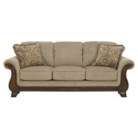 Lanett - Barley - Queen Sofa Sleeper