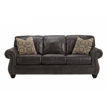Breville - Charcoal - Sofa