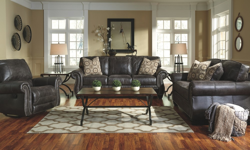 Layaway Leather Living Room Sofas