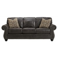 Breville - Charcoal - Queen Sofa Sleeper