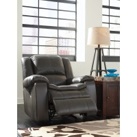 Long Knight - Grey - Recliner