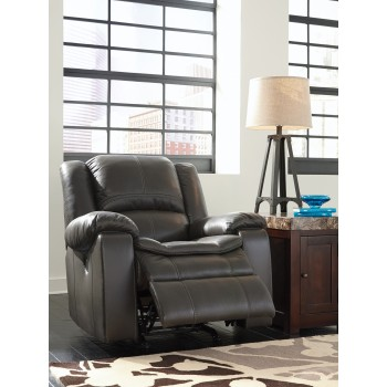 Long Knight - Grey - Power Rocker Recliner