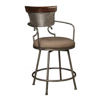 Moriann - Two-tone - Upholstered Barstool (1/CN)