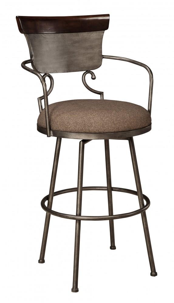 Moriann - Two-tone - Tall UPH Barstool (1/CN)
