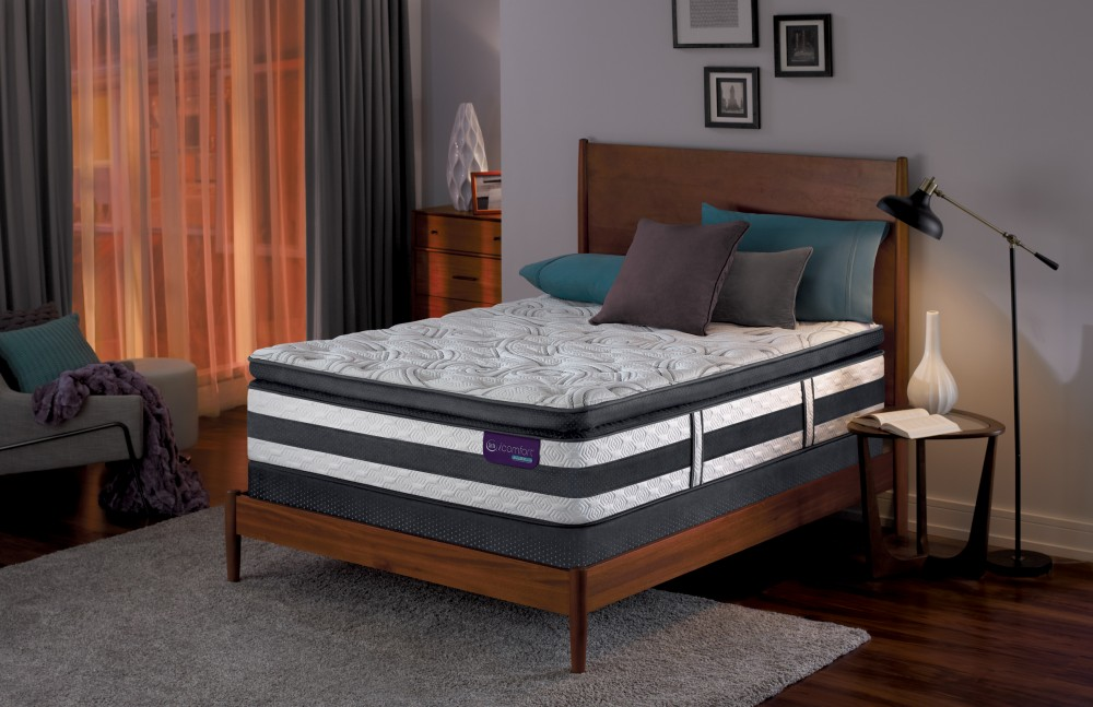 Serta iComfort Hybrid Expertise Super Pillow Top