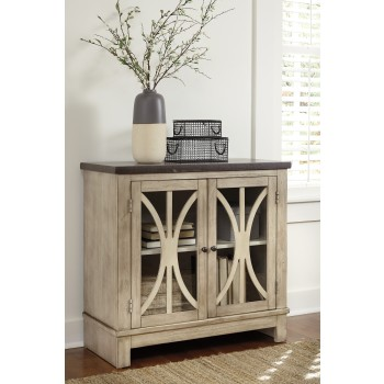 Rustic Accents - Door Accent Cabinet