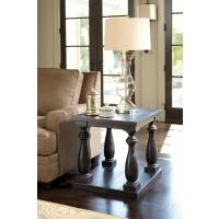 Mallacar - Rectangular End Table