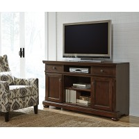 Porter - XL TV Stand w/Fireplace Option