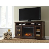 Roddinton Xl Tv Stand W Fireplace Option W701 88 Tv