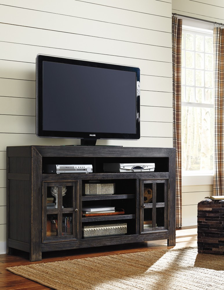 Gavelston   LG TV Stand W/Fireplace Option