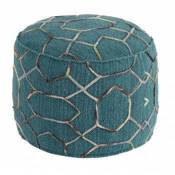 Overdyed - Pouf