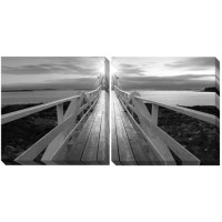 Gallery Wrapped Canvas - Wall Art Set (Set of 2)