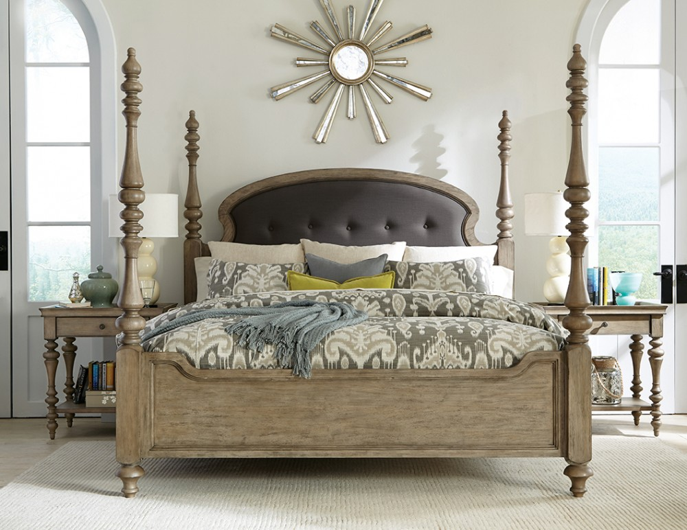 Loire Valley Poster Bed