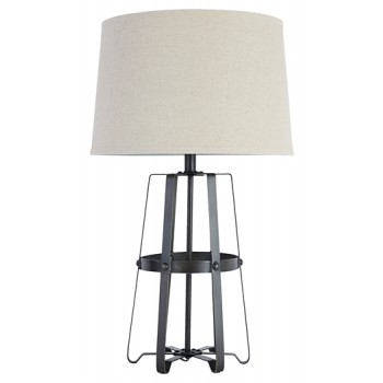 Table Lamp - Metal Table Lamp (1/CN)