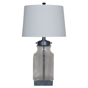 Table Lamp - Glass Table Lamp (1/CN)