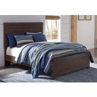 Arkaline Queen Panel Bed