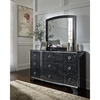 Amrothi Dresser & Mirror