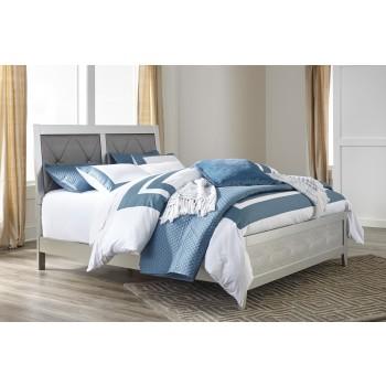 Olivet King UPH Panel Bed