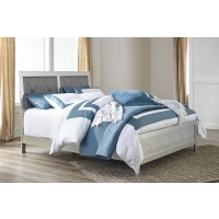 Olivet King UPH Panel Bed