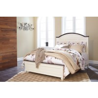 Woodanville Cal King Panel Bed