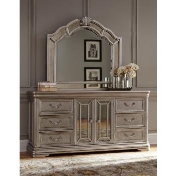 Birlanny Dresser & Mirror