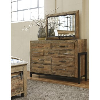 Sommerford Dresser & Mirror