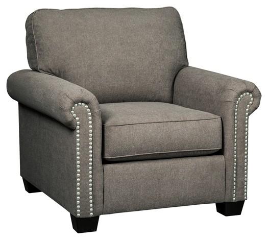 Gilman - Charcoal - Chair