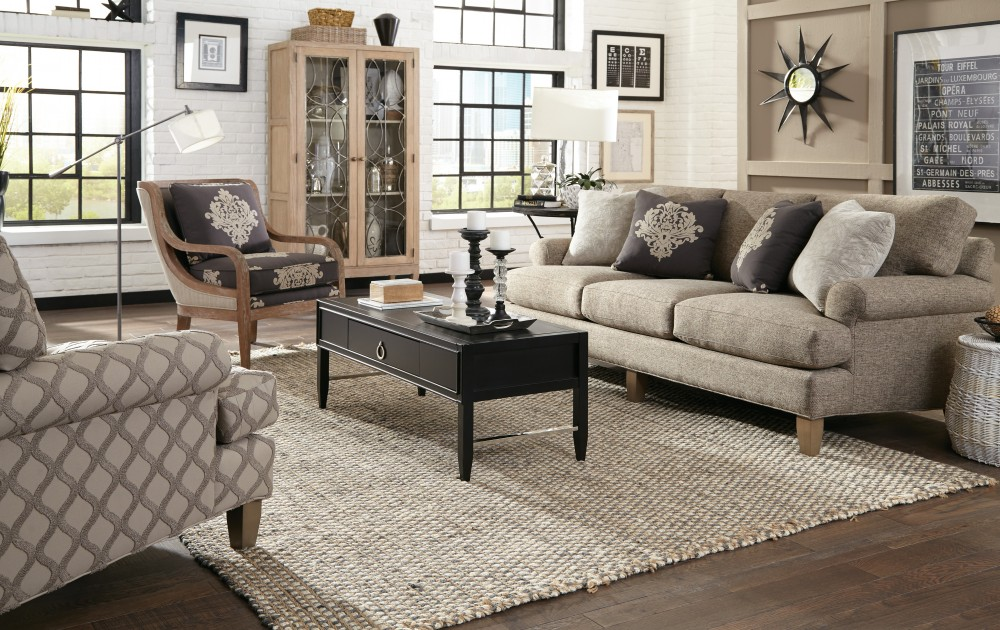 Ordinaire Downhill Lodge Sofa Set