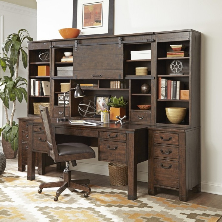 Timber Country Home Office