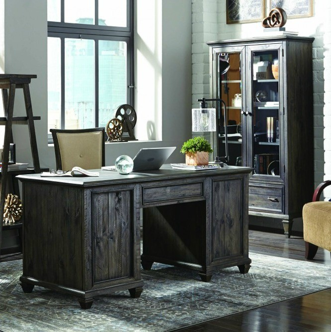 Weathered Barn Home Office