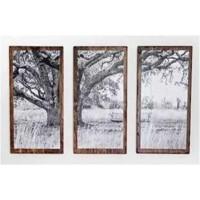 Three-Piece Tree Wall Art