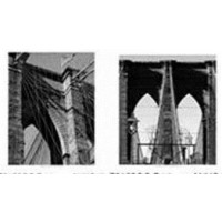 Two-Piece Brooklyn Bridge Wall Art