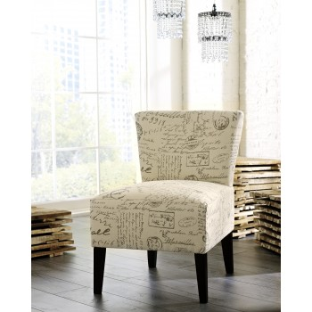 Ravity - Taupe - Accent Chair