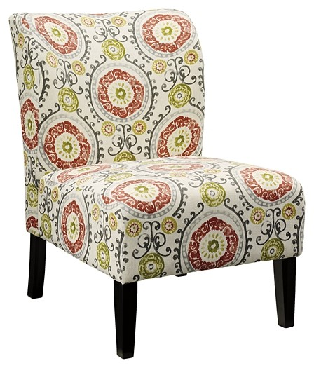 Honnally - Floral - Accent Chair