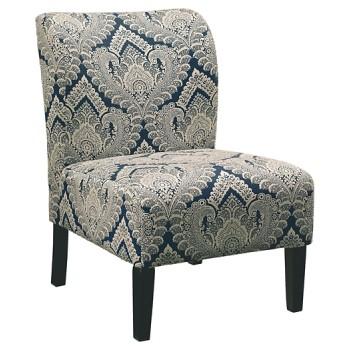 Honnally - Sapphire - Accent Chair