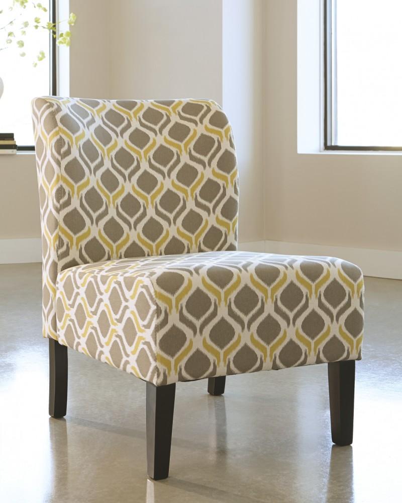 Marvelous Honnally Gunmetal Accent Chair Creativecarmelina Interior Chair Design Creativecarmelinacom