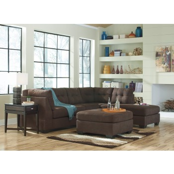 Maier - Walnut - Sectional