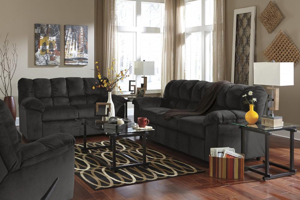 Julson - Ebony - Living Room Group