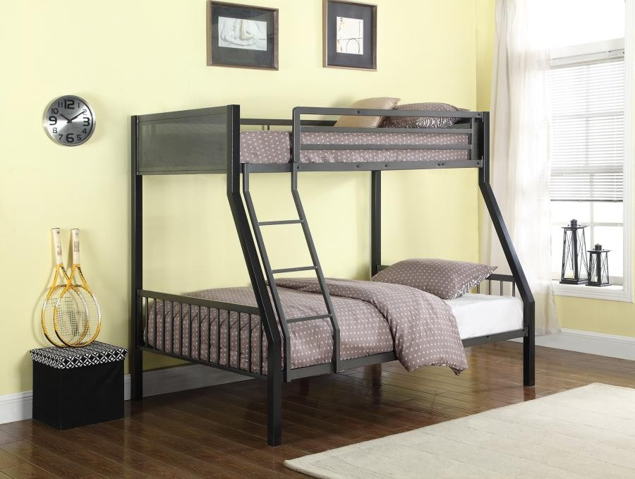 T F Bunk Bed 460391 Bunk Beds Price Busters Furniture