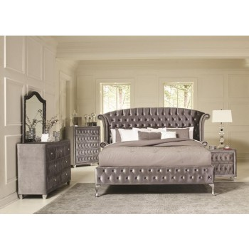 DEANNA BEDROOM COLLECTION - QUEEN BED