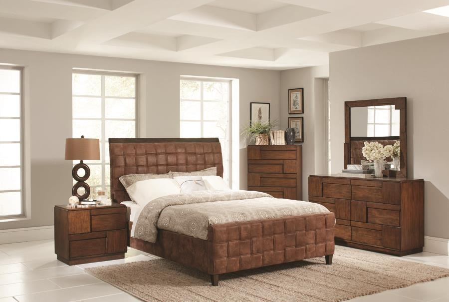 price busters bedroom sets gallagher collection bed 300665q complete bed 16801