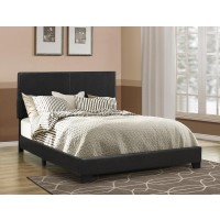 DORIAN UPHOLSTERED BED - C KING BED