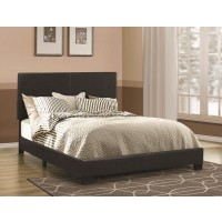 DORIAN UPHOLSTERED BED - QUEEN BED