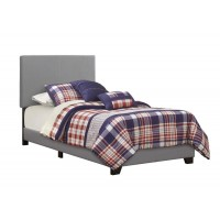 DORIAN UPHOLSTERED BED - FULL BED