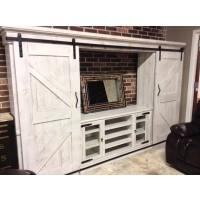 Barnhouse Door For Small Living Room