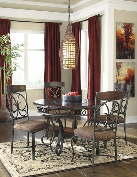 Glambrey Low Top Dining Collection